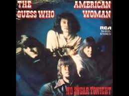 The <b>Guess Who - American</b> Woman - YouTube