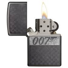 """<b>Зажигалка Zippo</b> 29564 """"<b>James Bond</b>"""": цены, обзоры, отзывы ..."""