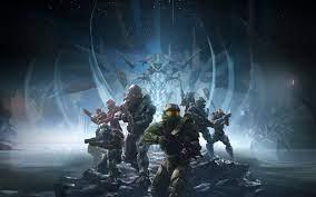 Halo Wallpaper 4k - coole Halo ...