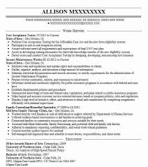 Resume Phrases To Use Extraordinary User Acceptance Tester Resume Sample Tester Resumes LiveCareer