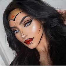wonder woman diy makeup ideas easy scary for women makeup party makeup beauty beautytips eyemakeup eyeliner