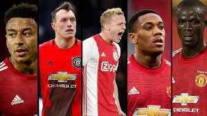 Manchester United prepare winter clearout: Martial, Lingard, Van de Beek...