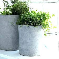 diy large concrete planters concrete planters large diy large concrete planter box