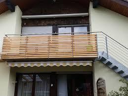 Auf treppen.de finden sie impressionen und informationen zum thema. Balkon Anbauen Lassen Metallbalkon Edelstahl Stahl Brunn Metallbau