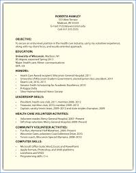 Internship Resume For Engineering Students Mechanical Engineering
