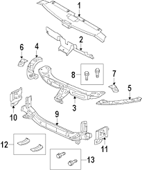 Ford Aerostar Parts Diagram