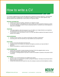 How To Prepare A Resume For A Job 24 How Prepare C V For Teaching Job Points Of Origins 18