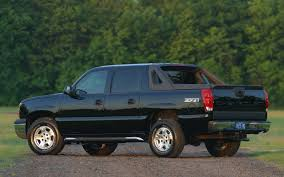 2002-2013 Chevrolet Avalanche Timeline Photo & Image Gallery