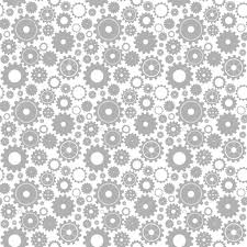 Gear Pattern Inspiration Seamless Gear Pattern Stock Vector © Ravennk 48