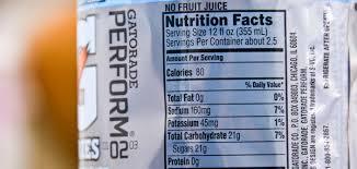 gatorade g series perform thirst quencher cool blue cherry