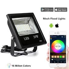 Multi Colored Flood Lights Outdoor Super Bright Group Control Mesh Light Rgbw Multi Color Changing Waterproof Outdoor Indoor 30w Mesh Flood Lights View Mesh Light Mesh Flood Light Mesh