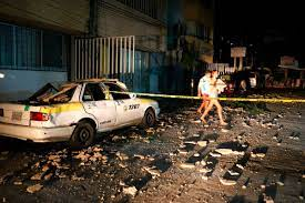 Mexico earthquake: Acapulco, Mexico ...