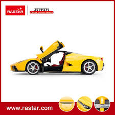 rastar licensed ferrari laferrari 1 14 open door electric car for kids with remote control