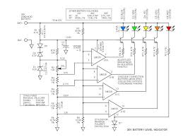 Battery Voltage Meter Wiring Diagram For DC Wire Diagrams