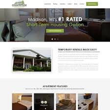 Apartment Website Design Amazing Create A Captivating Website For An Award Winning Recognized Hotel