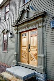 Front Doors For Colonial Homes Double Front Door Colonial Pictures