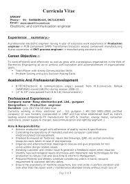 Sample Resume For Electronics Technician Electronics Resume Examples Electronics Technician Resume Samples