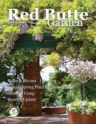 Red Butte Garden Amphitheatre Seating Chart Red Butte Garden Newsletter Spring 2015 By Red Butte