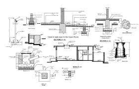 Box Drain Design Sewer Drain Box Dwg File Cadbull