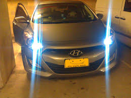 Hyundai I30 Side Light Bulb Replacement How To Remove Parking Position Side Lights For The 2012 I30 Gd
