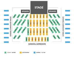 Medina Entertainment Center Seating Chart Concert Seating Diagrams