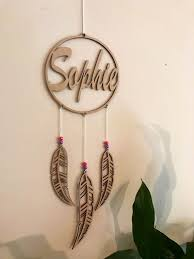 Custom Dream Catcher With Names