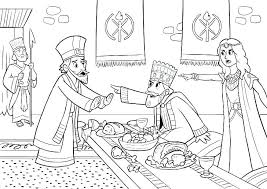 Unique Esther Coloring Page Printable For Good Queen Esther Coloring