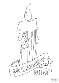 Coloring Pages We Remember Coloring Page Pages Printable Sheets