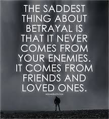 Friendship Betrayal Quotes Extraordinary 48 Betrayed Quotes By QuoteSurf