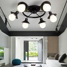 6 light sky wheel shaped living room ceiling light fixtures living room ceiling light fixtures