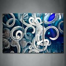 prints blue and white wall art target blue