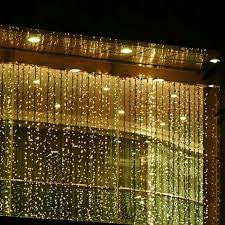 lighting decorations for weddings. Outop 300led Window Curtain Icicle Lights String Fairy Light Wedding Party Home Garden Decorations 3m* Lighting For Weddings G