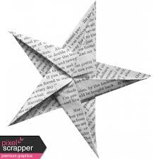 Template For A Star Folded Stars Templates Star 4 Graphic By Elif Şahin Pixel