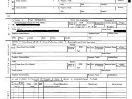 Incident Report Template Microsoft Word Fascinating Incident Response Report Template And Police Report Template