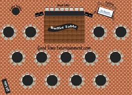 wedding reception layout best wedding reception floor plan good time entertainment