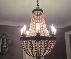 best pottery barn beaded chandelier