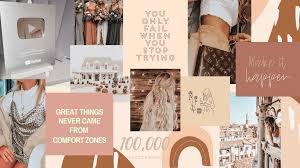 Macbook Wallpaper Aesthetic Collage ...