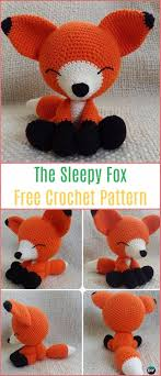 Crochet Fox Pattern Classy Crochet Amigurumi Fox Free Patterns Tutorials