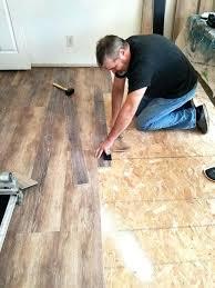 installing vinyl floors flooring home depot reviews lifeproof consumer