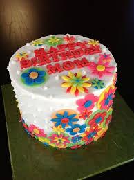 Flower Birthday Cake Cakecentralcom