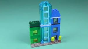 Lego Skyscraper Building Instructions - Lego Classic 10703