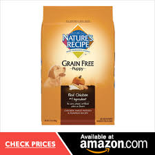 nature s recipe grain free dry dog food