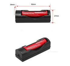 EU Universal Charger For <b>3.7V 18650 16340 14500</b> Li-ion ...