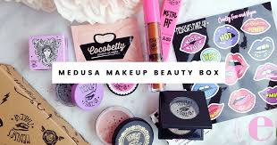 medusa s makeup free vegan monthly beauty box