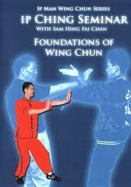 Review - Sam Chan's Ip Ching Foundations Seminar DVD - Everything Wing Chun  ® Blog