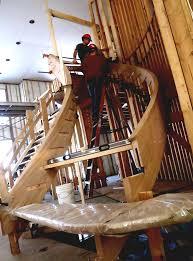 beautiful custom interior stairways. Duplex House Staircase Designs Interior Decorating And Home Beautiful Custom Stairs Featured In Fine Homes Saskatoon Magazine Staircases P3080031 Stairways R