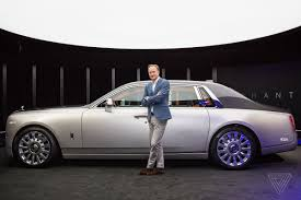 2018 rolls royce phantom 8. exellent royce rollsroyce is in a peculiar position when it comes to imagining the future  of luxury transportation the 112yearold motor company very definition  inside 2018 rolls royce phantom 8