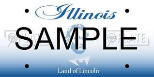 look up license plates in illinois