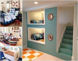 bedroom decorating ideas for young adults. Extraordinary 10 Cool Nautical Kids Bedroom Decorating Ideas For Young Adults