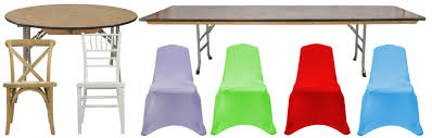 Children tables Chairs Rental Los Angeles
